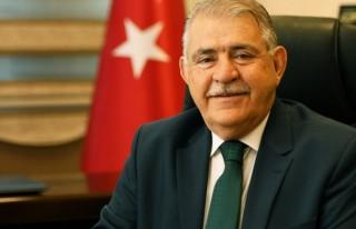 """Mahçiçek, """"Atatürk'ü saygı ve rahmetle anıyoruz"""""""