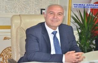Elbistan'da Başkan Vekili Ahmet Tıraş oldu