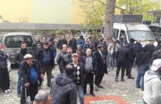 Pazarcık'ta adayı beğenmeyen CHP'liler istifa...