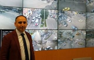Büyükşehir Belediyesi Kahramanmaraş trafiğine...