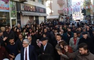 Aday İkizer net konuştu: 'Ben herkesin belediye...