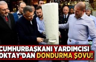 Kahramanmaraş'ta Cumhurbaşkanı Yardımcısı...