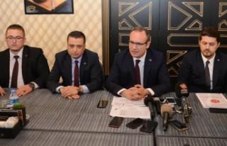 MHP Kahramanmaraş İl Başkanı'ndan çarpıcı...
