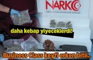 Business Class keyfi erken bitti!