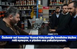 Kemal Kılıçdaroğlu'na yakışıyor