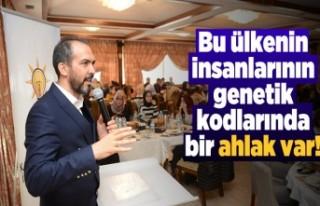 Özdemir'den gençlere çok önemli açıklama