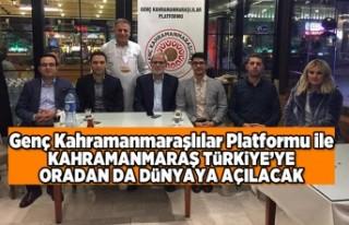 Genç Kahramanmaraşlılar Platformu ile KAHRAMANMARAŞ...