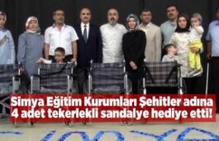 Kahramanmaraş'ta Simya Eğitim Kurumları 4...