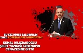 Kemal Kılıçdaroğlu Şehit Yüzbaşı Özdemir'in...