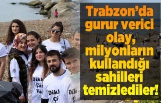 Trabzon'da gurur verici olay, milyonların kullandığı...