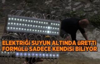 Türkiyeyi elektrik ithal etmekten kurtaracağım