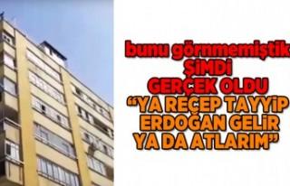 Ya Recep Tayyip Erdoğan Gelir  Ya da atlarım