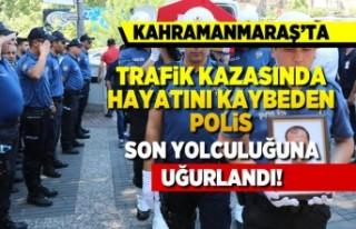 Kahramanmaraş'ta trafik kazasında hayatını...