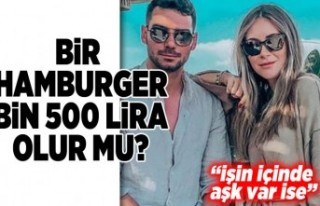 Bir hamgurber bin 500 lira olur mu?