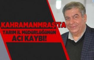 Kahramanmaraş'ta Tarım İl Müdürlüğünün...