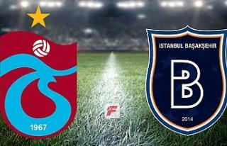 Canlı Anlatım İzle | Trabzonspor-Başakşehir maçı...