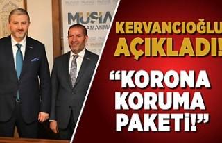 Kervancıoğlu Açıkladı! ''korona koruma...