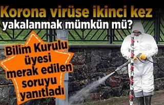 Korona virüse ikinci kez yakalanmak mümkün mü?...
