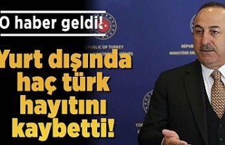 O haber geldi! Yurt dışında kaç türk hayatını...