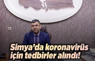 Simya Eğitim Kurumları, Koronavirüs tedbirlerini...