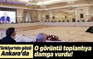 Türkiye'nin gözü Ankara'da! O görüntü...