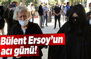 Bülent Ersoy'un acı günü! Özel izin alındı!