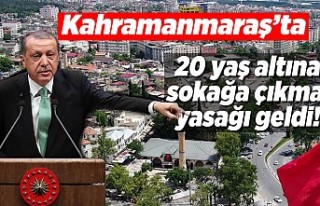 Cumhurbaşkanı Erdoğan açıkladı! ''Kahramanmaraş'ta...