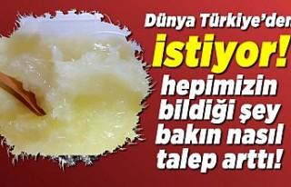 Dünya Türkiye'den istiyor!