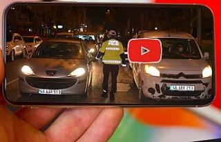 Kahramanmaraş'ta yasak halkınca vatandaşlar...