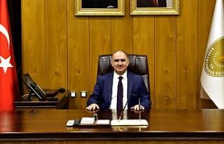 VALİ ÖZKAN'IN 'TÜRK POLİS TEŞKİLATI'NIN...