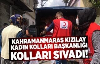 Kahramanmaraş Kızılay Şubesi Kadın Kolları Başkanlığı...