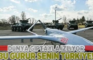Sanayi ve Teknoloji Bakanı Mustafa Varank: SİHA'larımızı...