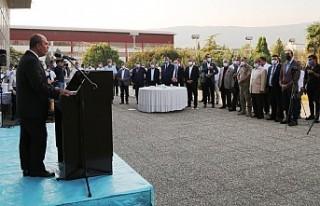 """Başkan Balcıoğlu; """"Farklı renkler ve tatlarla..."""