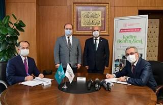 Büyükşehir Belediyesi ile Yunus Emre Enstitüsü...