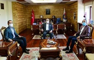 Kahramanmaraş Milletvekilleri Ahmet Özdemir ile...