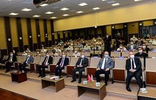 KSÜ'de 'Türkiye'nin Uluslararası İnsani...