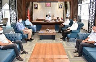 TUFANBEYLİ TERMİK SANTRALİ COVİD-19 GÜVENLİ...