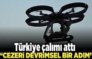 """Türkiye çalımı attı! """"Cezeri devrimsel bir..."""