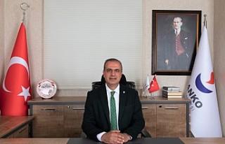 ASİD Genel Başkanı 10 Kasım Atatürk'ü Anma...