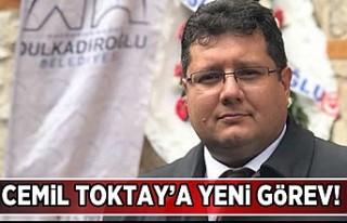 Cemil Toktay'a yeni görev!