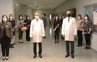 Sanko Üniversitesi'nde Öğretmenler Günü...
