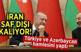 İran saf dışı kalıyor! Türkiye ve Azerbaycan...