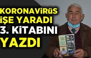 Koronavirüs işe yaradı 3. kitabını yazdı!