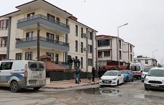 Erzincan'da doğalgazdan zehirlenen polis - öğretmen...