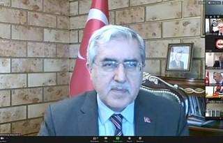 Üniversitemiz Rektörü Prof. Dr. Niyazi Can, Video...