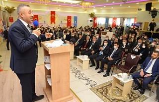 Deva Partisi Dulkadiroğlu İlçe Kongresi yoğun...