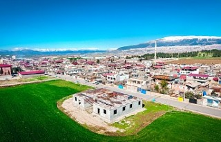 Dulkadiroğlu'n bir sosyal tesiste aksu mahallesine