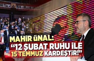 Kahramanmaraş'ta 12 Şubat Kurtuluş Zaferi...