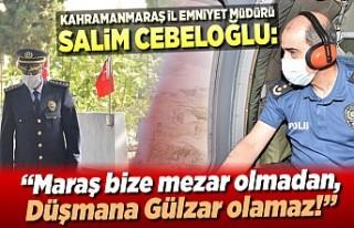 Salim Cebeloğlu'ndan Maraş'ın Kurtuluş...