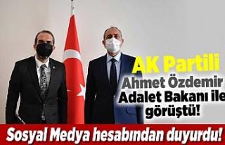 Kahramanmaraşlı Vekil sosyal medya hesabından duyurdu!